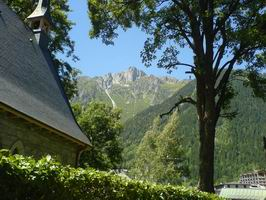 Self Catering apartment Chamonix